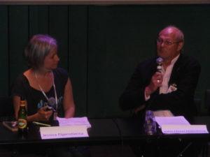 Panelen om Heinlein