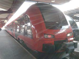 MTR-tåg Göteborg - Stockholm