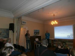 Jesper Stage berättar om Space Merchants